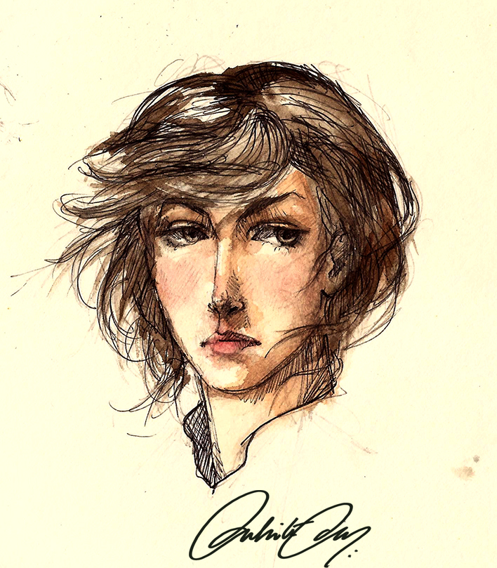 Asha Greyjoy by duhi