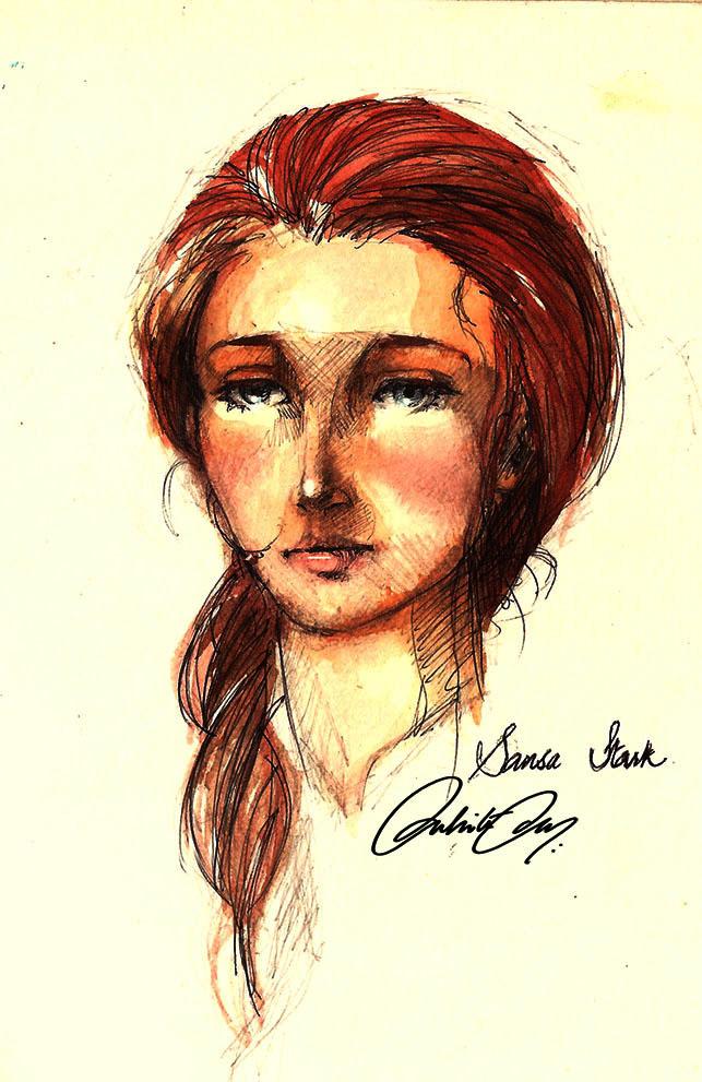 Sansa Stark by duhi