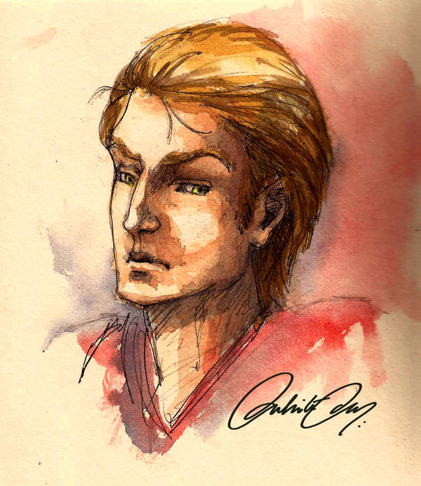 Jeoffrey Baratheon by duhi