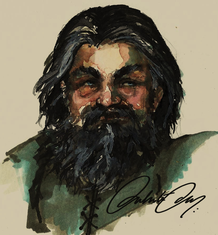 Robert Baratheon by duhi