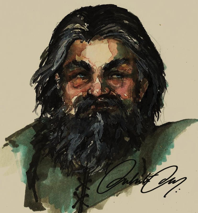 Robert Baratheon by duhi