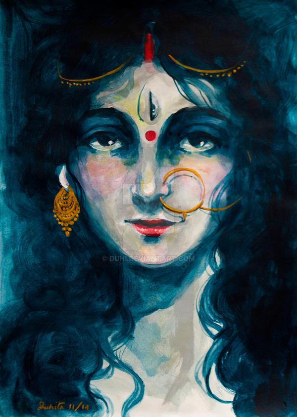 Mahabhadrayai by duhi