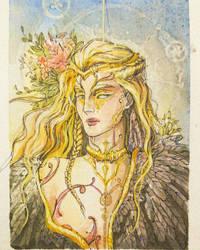 Freya - The Golden