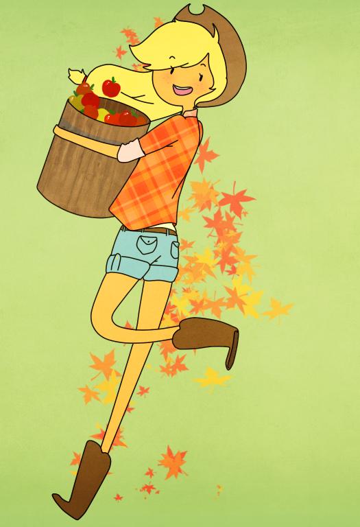 Harvest Season by GiraffeWizardry