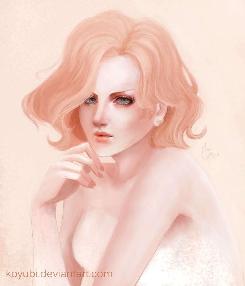Ophelia by Koyubi