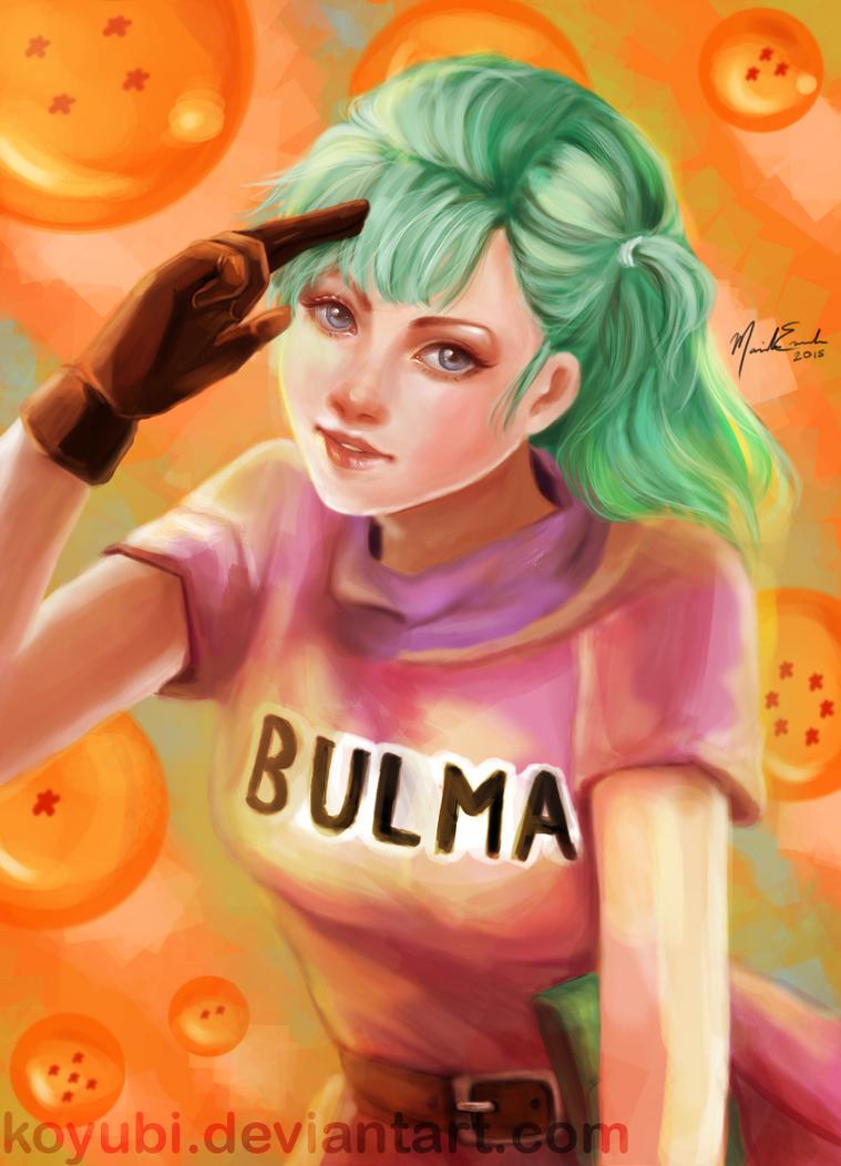 Bulma by Koyubi
