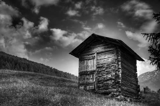 An old shed v2.0