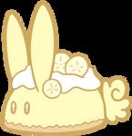 Banana Cream Pie Bunbon