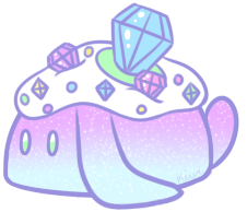 Pastel Ring Pop Bunbon [CLOSED] by Kiwicide