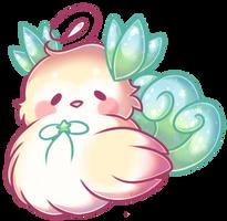 Poofy Baby June