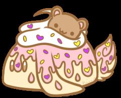 Decoden Donut Bunbon by Kiwicide