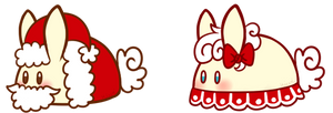 [CLOSED] Mr. and Mrs. Claus Bunbons