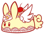 Pina Colada Cake Bunbon