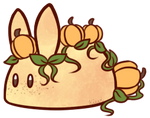 [CLOSED] Pumpkin Patch Cookie Bunbon