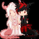 Darling Dragon Couple