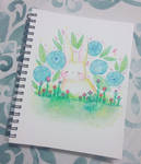 Springtime Bunbun
