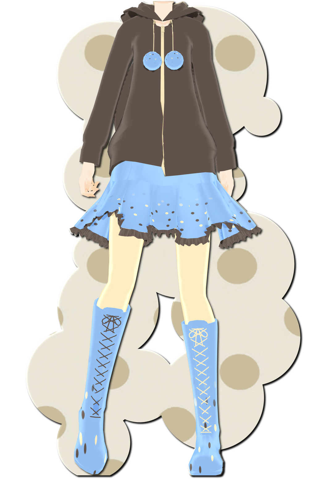 Cute Outfit By Xkyarii On DeviantART