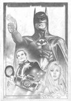 Layout The Batman-2011 by petervale