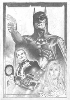 Layout The Batman-2011