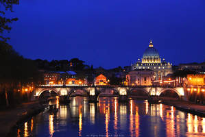 The Eternal City by Ana-D