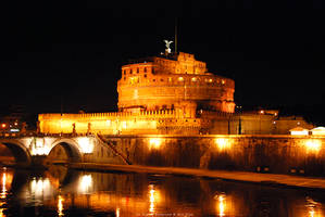 Sant'Angelo Castle by Ana-D