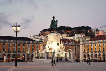 Lisbon by Dawn