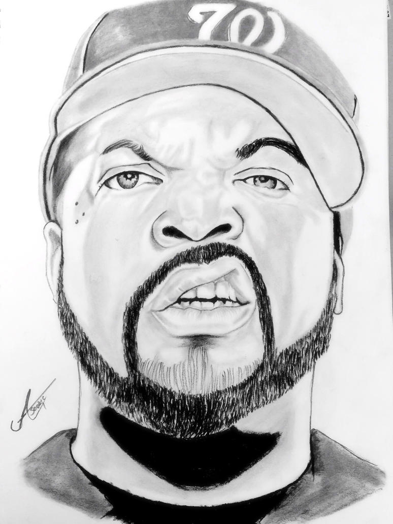 Ice cube by sedricartistiq on DeviantArt