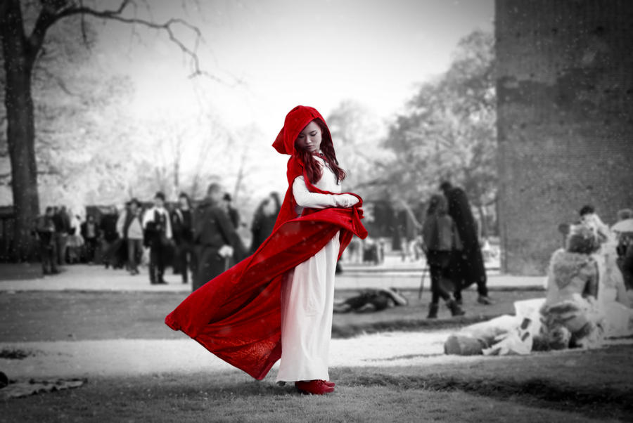 Red Riding Hood by dyramisty