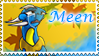 Meen Stamp by MeenTheIceDragon