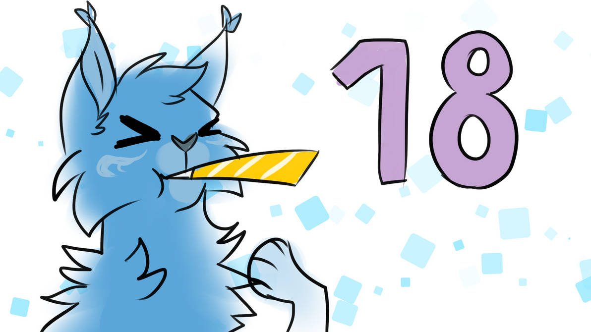 18 by MeenTheIceDragon