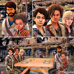 TWDG - Family Dinner by ICYCROFT