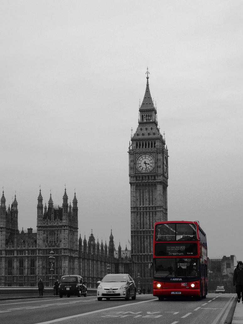London by BrunovicArt