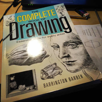 The Complete Book of Drawing by BrunovicArt