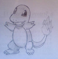 Charmander by jmwchan