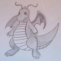 Dragonite by jmwchan