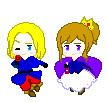 France and Fem!France by Skittles-the-kitty