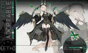 Aeth Auction - [3 Jade Witch] CLOSED