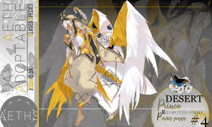 Aeth Auction - [4 Desert Prince] CLOSED