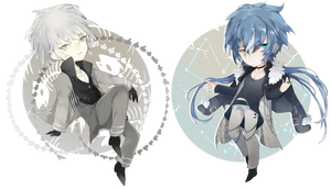 Chibi Set - For Niku