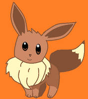 Eevee by googleman911