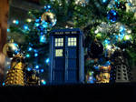 Dalek invasion of X-mas