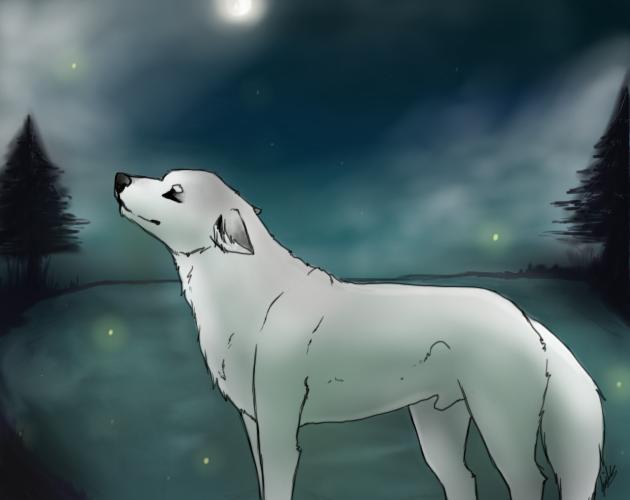 Aytoro In The Lake by shattered-bones