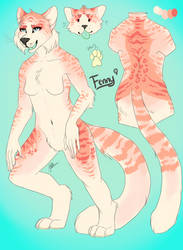 Fenny official reference sheet 2016