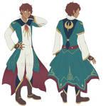 Gavril - formal robes