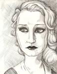 Brigitte Helm - Finished by Colour-Me-Deranged