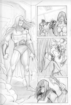 Superhero project
