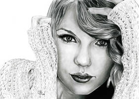 Taylor, the Fearless girl by StarlightShimmers