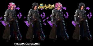 Maeve Assasin's Creed skin
