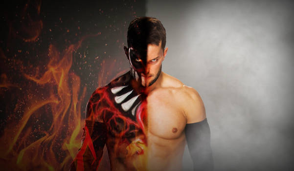 Finn Balor (higher constract)