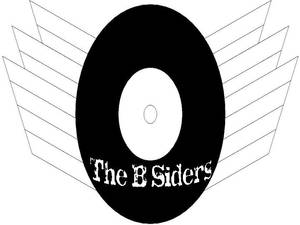 The B-Sider logo (rough version)